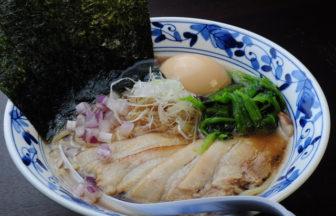貝出汁醤油ラーメン ¥850