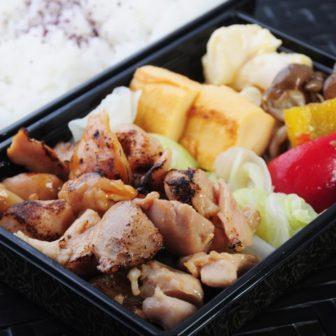 広島・熟成高宮鶏の焼き鳥弁当
