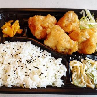 鶏の唐揚げ弁当780円